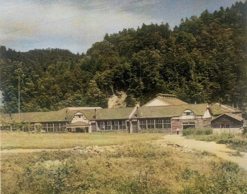 昭和26年鹿島東小学校