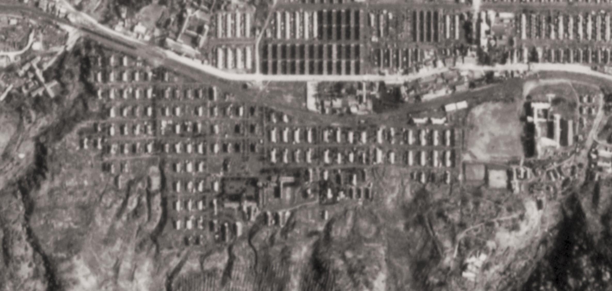 昭和47年富士見町航空写真