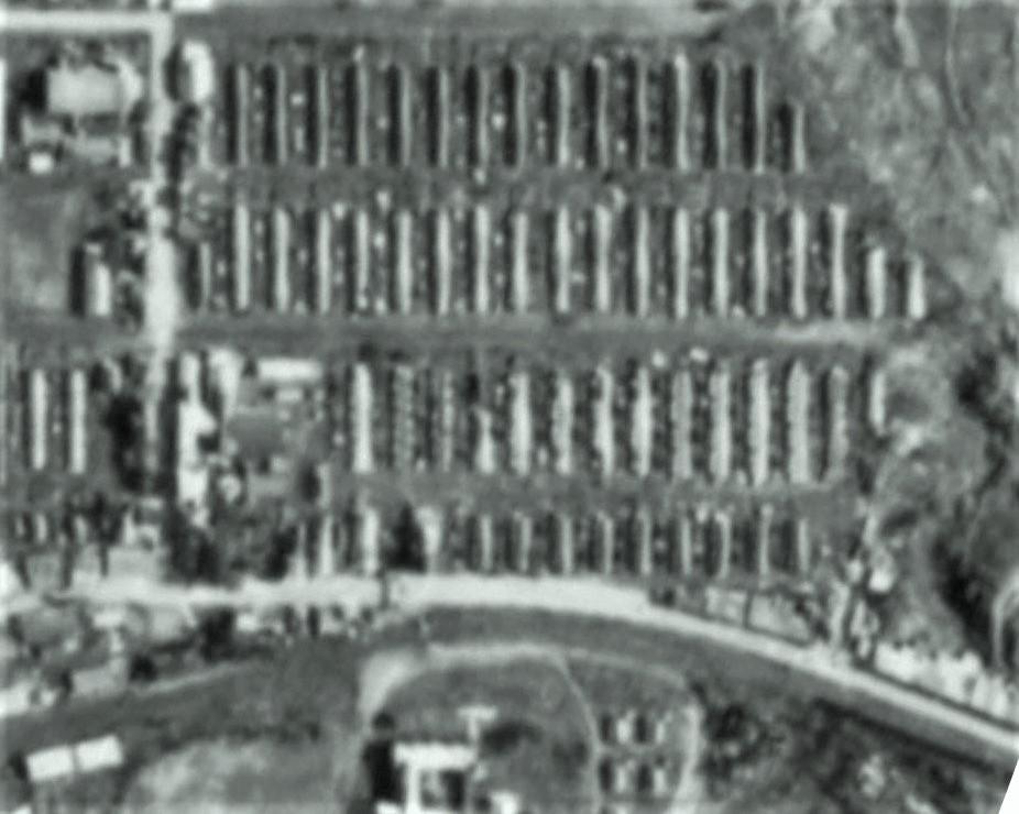 昭和47年緑町航空写真