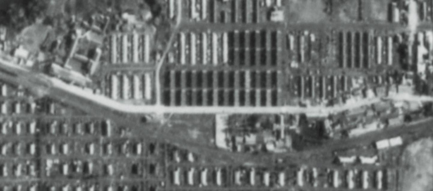 昭和47年栄町1・2丁目航空写真