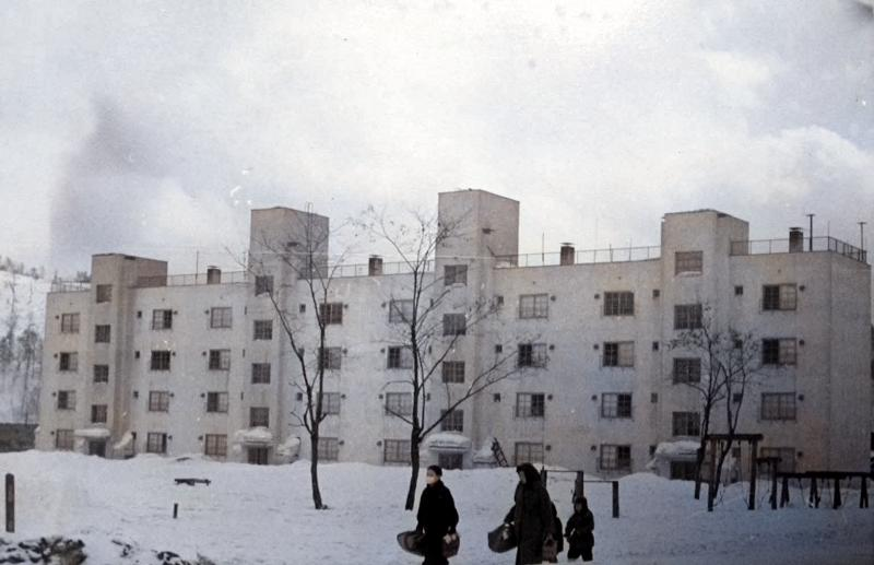 昭和35年代々木アパート