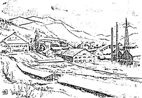 大夕張10景(10) 脈うつ工場群