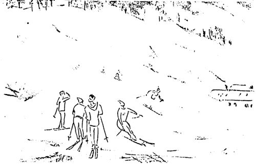 -大夕張風物 – 富士見ヶ丘スキー場