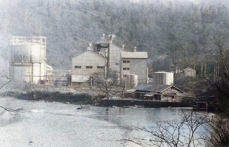 メタノール工場3