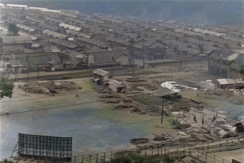昭和32年 緑町
