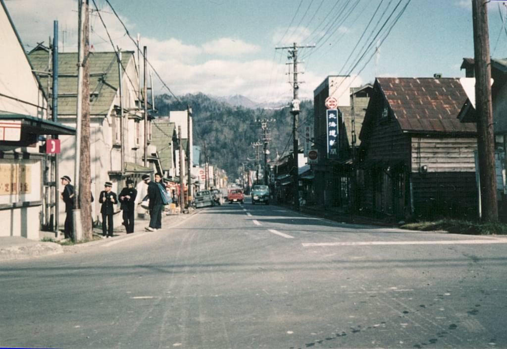 昭和49年 千年町商店街