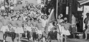 開校四十周年記念パレード(スライドショー)
