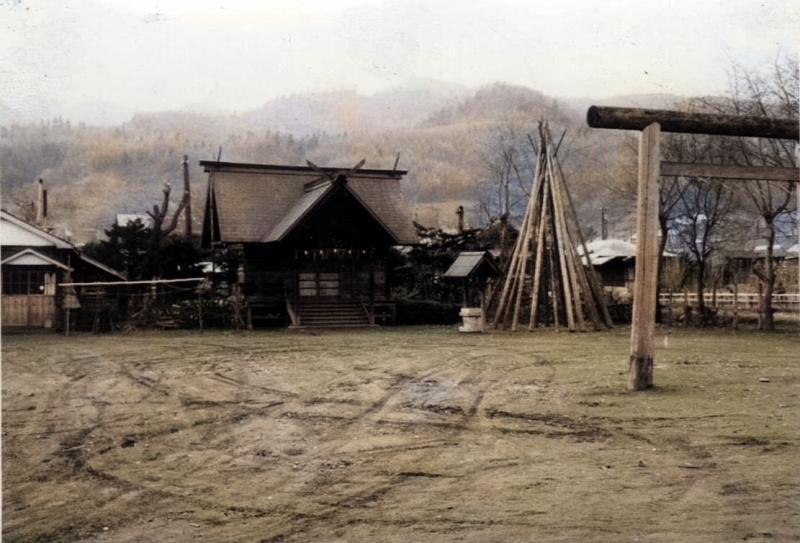 昭和40年 三吉神社