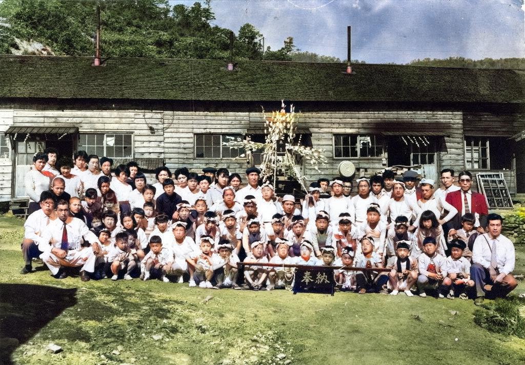 昭和35年 泉町のお神輿