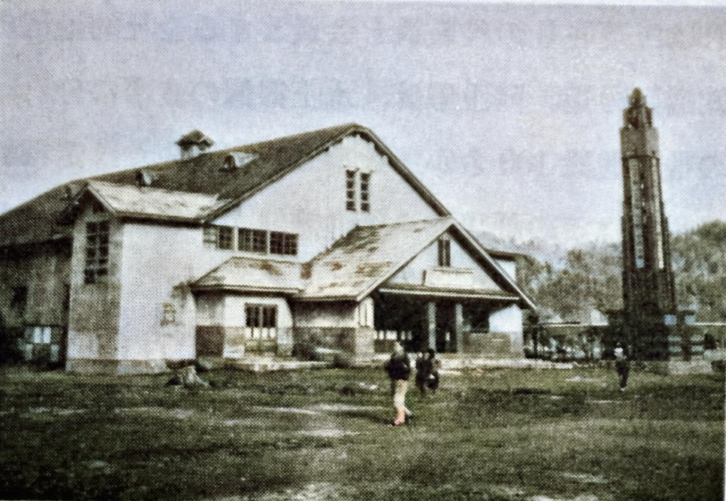改装前の協和会館