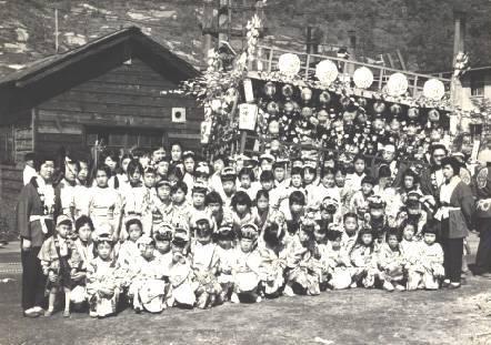 栄町詰所 山神祭