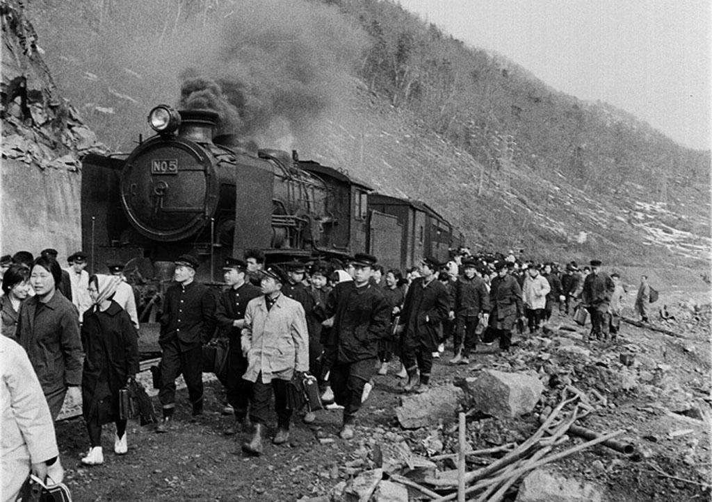 1960年(昭和35年)列車折り返し運転