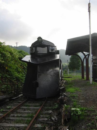 2004年 8月の大夕張|桂
