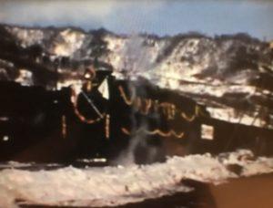 昭和48年 SLさよなら列車