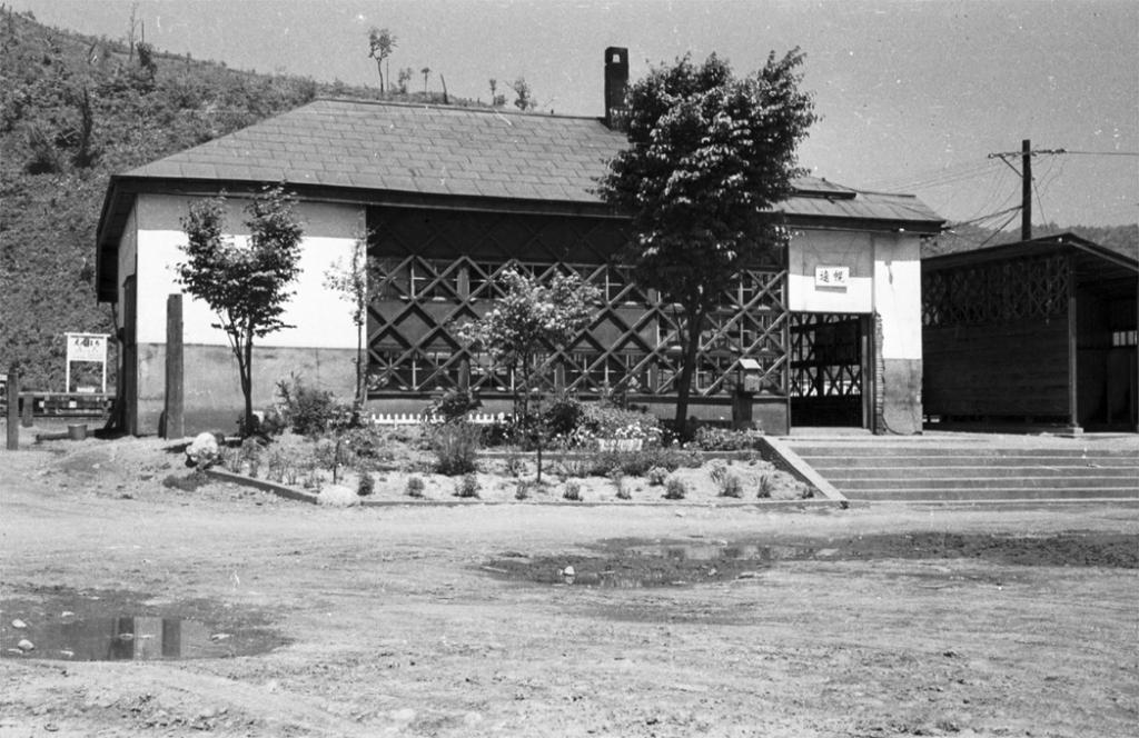 昭和35年 遠幌駅