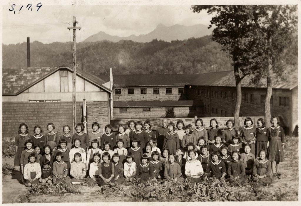 昭和17年鹿島国民学校