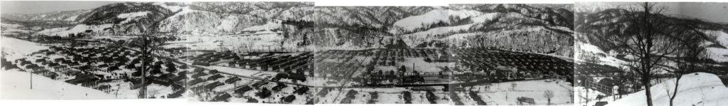 昭和42年 雪の大夕張(パノラマ・スライドショー)