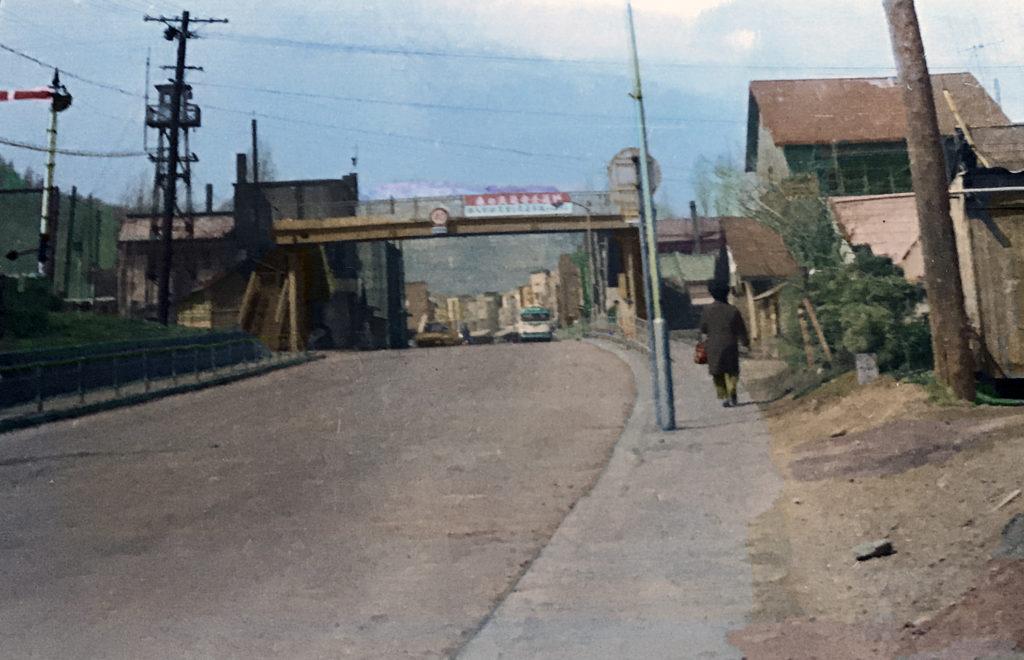 昭和45年 歩道橋