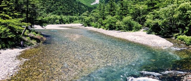 「 夕張川から」  ziny