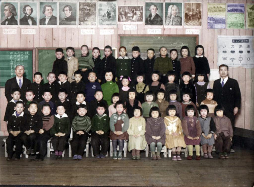 鹿島小学校 小学1年生