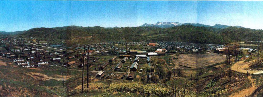 昭和40年頃の街並み