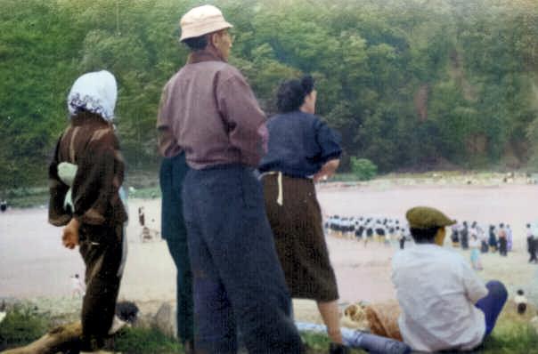 昭和30年 鹿島東小学校 運動会