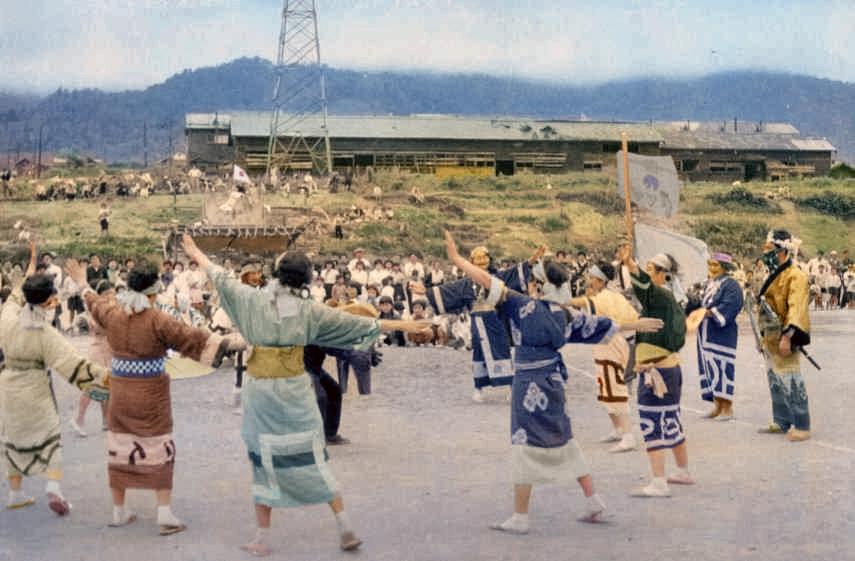 鹿島東小学校運動会 踊り