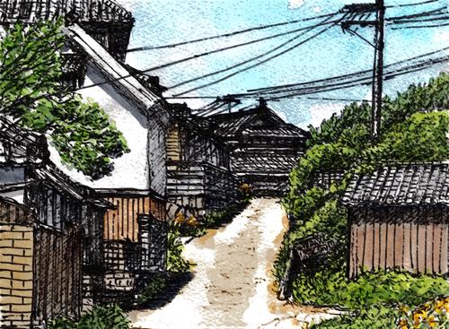 こころにある故郷|長屋敏子
