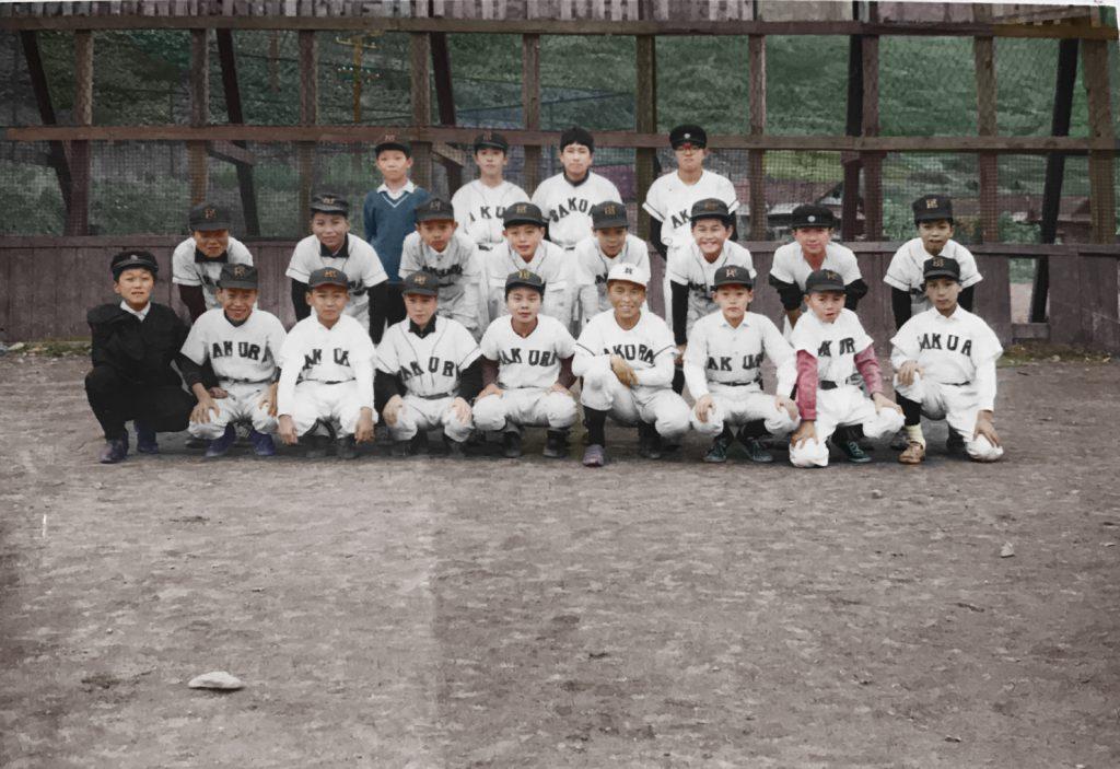 桜組野球チーム |Kawauchi Masami
