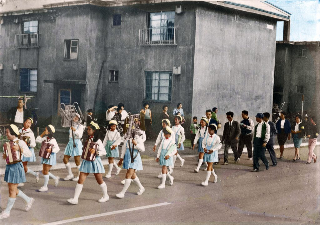 開校四十周年記念パレード#2/7