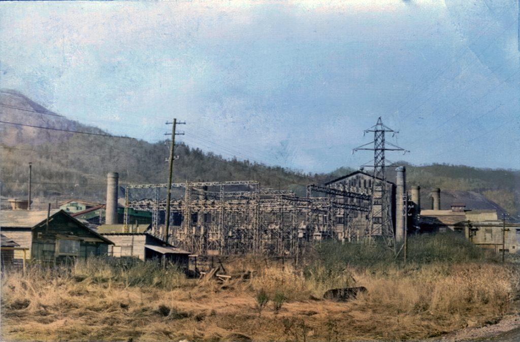 平成10年 発電所からポンプ場へ|飯田雅人