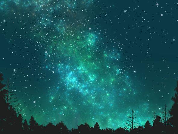 夜空を見上げて |石原賢治