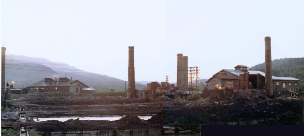 昭和49年 コークス場・発電所あと