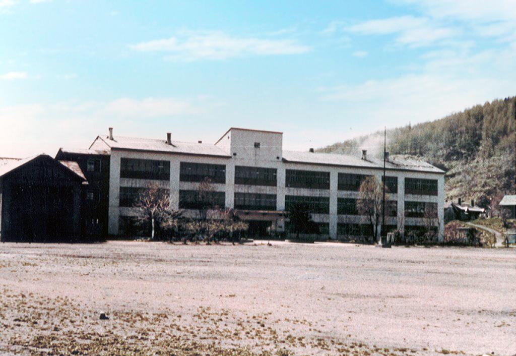 昭和40年頃 鹿島小学校校舎