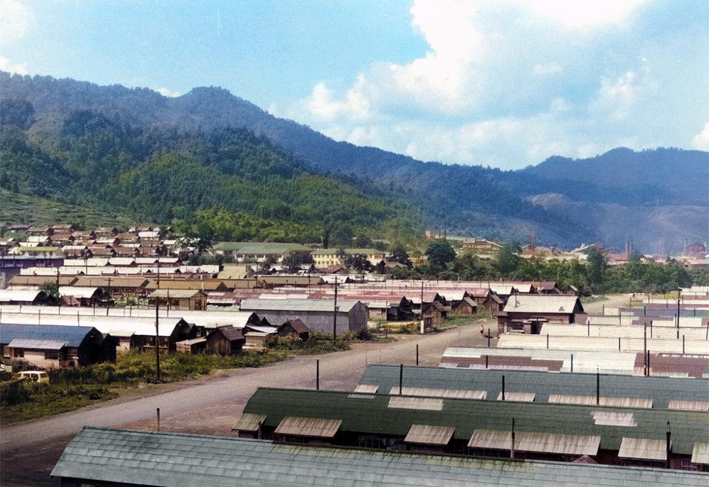 代々木町から炭砿病院