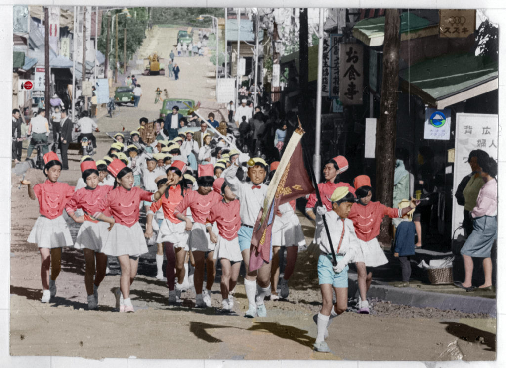 開校四十周年記念パレード#5/7