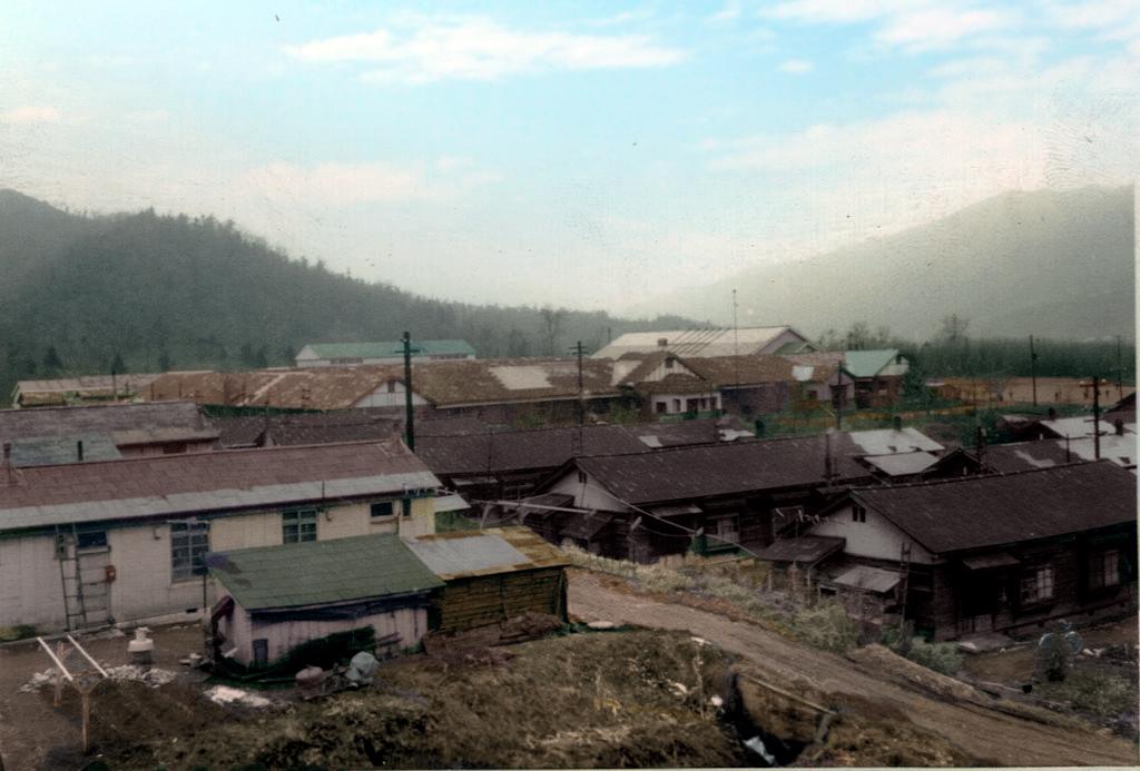 鹿島中学校付近 常盤町